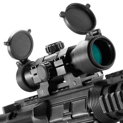 Barska Tactical Red & Green Long Dot Scope,w/ Picatinny Mount,1x30mm, AC12144