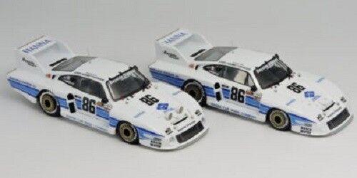 +kit Porsche 935 80 hrs Daytona 1984 - Arena Models kit 1 43