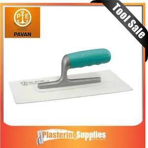 Ancora-Pavan-817RS-White-Texture-Finishing-Trowel