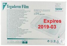 3M Tegaderm Transparent Film Dressing Frame Style 1626W - Pack of 10 - FREE Ship