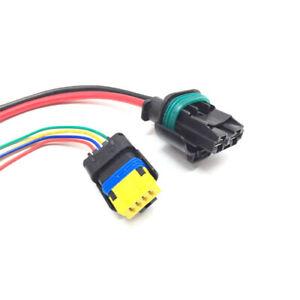 Si-adatta-Citroen-Berlingo-C3-C4-PEUGEOT-Riscaldatore-Ventilatore-Ventilatore-Resistore-Cablaggio