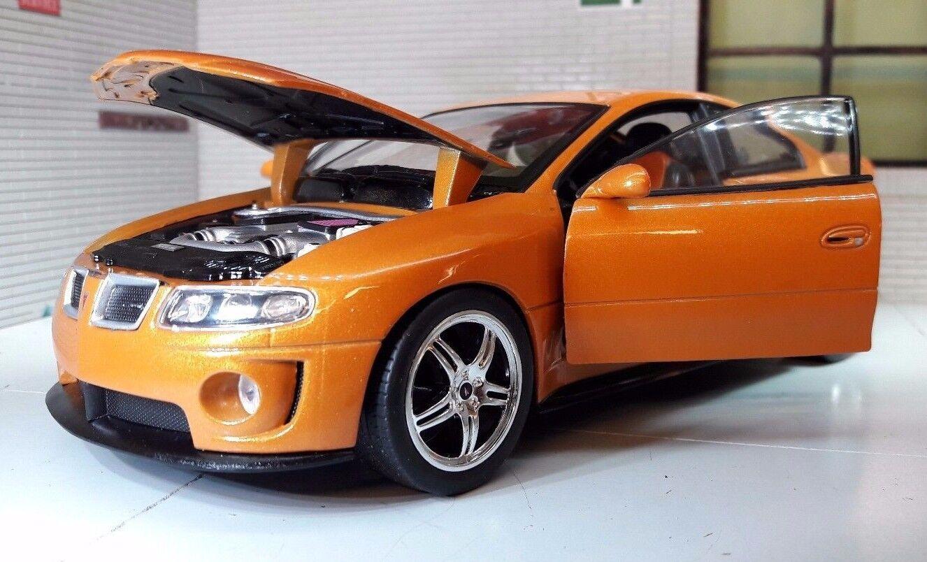 G LBB 1 24 skala Pontiac GTO Vauxhall Holden Monaro HSV 22468 tärningskast modellllerler bil