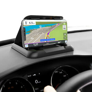 Dashboard Phone Holder Universal Car Dash Cell Phone Mount Holder Silicone Stand