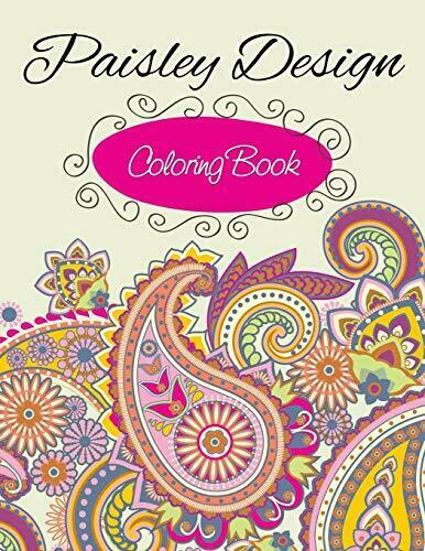 Paisley Designs Coloring Book By Speedy Publishing Llc Staff 2014 Trade Paperback For Sale Online Ebay