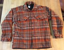 "Vintage Patagonia All-Fleece ""flannel"" Jacket - Men's Small"