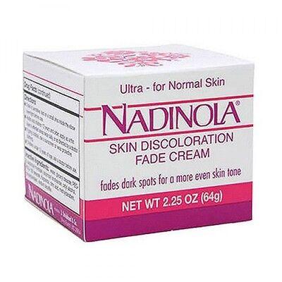 NADINOLA SKIN DISCOLORATION FADE CREAM FOR NORMAL SKIN 2 ...