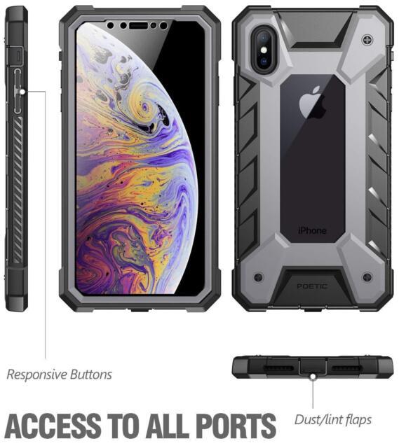 iphone xs case poetic
