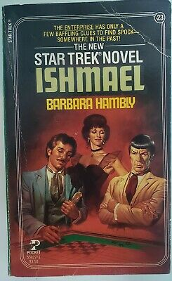 Ishmael Star Trek 23 By Barbara Hambly