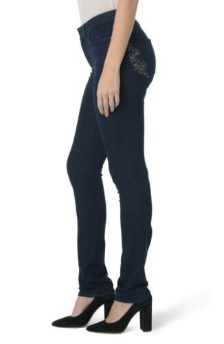 Nwt Your Floral Rinse Slim Jeans Nydj Pocket Daughters Bling Sheri In 00 Not AOxdwa