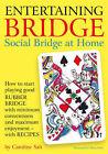 Entertaining Bridge: Social Bridge at Home by Caroline Salt (Paperback, 2007)