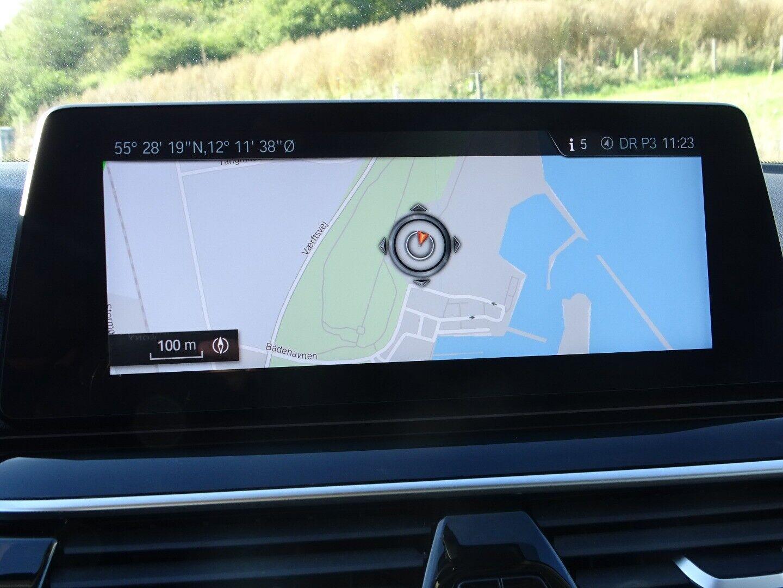 BMW 530i 2,0 aut. - billede 15