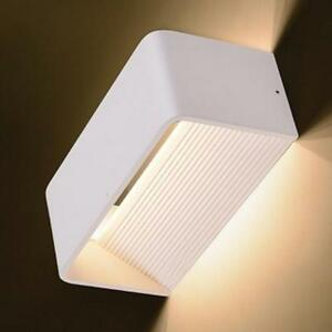 6W-Modern-LED-Wall-Light-Up-Down-Cube-Indoor-Outdoor-Sconce-Lighting-Lamp