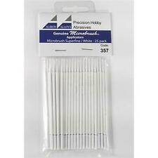 Albion Alloys Microbrush Applicators Super Fine x 25 Brushes