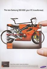 Samsung SSD 830 2012 Magazine Advert #7211