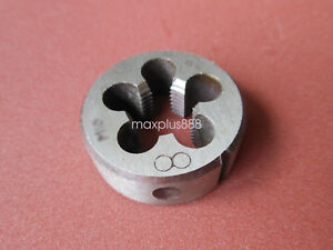 New1pc Metric Right Hand Die M27X2.0mm Dies Threading Tools 27mmX2mm pitch