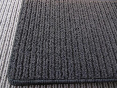Lengenfelder Rips Fußmatten passend für Mercedes Benz W164 ML X164 GL  ANTHRAZIT