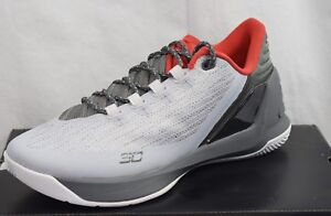 competitive price 01cb1 00bc4 Details about UNDER ARMOUR CURRY 3 MEN'S TRAINERS BRAND NEW SIZE UK 7.5  (BD20)