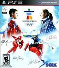 Vancouver 2010 - The Official Video Game of the Olympic Winter Games (Sony PlayStation 3, 2010)