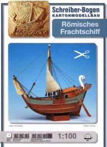 Schreiber-Bogen-Card-Modelling-Roman-Merchant-Shipping-1-100