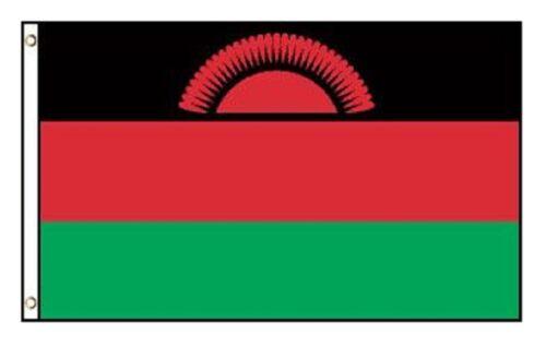 Malawi flag 2X3ft poly