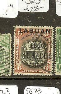 LABUAN (P2907B) JUBILEE 6C SG87 VFU