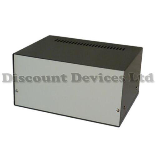 20x15x10cm Professional Quality Aluminium Enclosure//Project Desk Box//Electronic