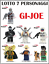 MINIFIGURES-CUSTOM-LEGO-MINIFIGURE-AVENGERS-MARVEL-SUPER-EROI-BATMAN-X-MEN miniatuur 109