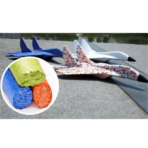EPP Foam Hand Throw Airplane Outdoor Launch Glider Plane Kids Gift Toy r