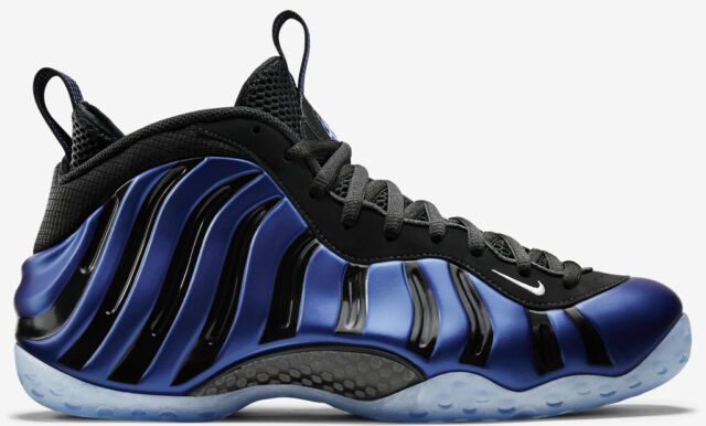 979e47c67a6c9 Nike Penny Foamposite One Sharpie Blue Black 679085-500 Size 13 for ...