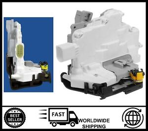 Door Lock Latch Actuator (Rear Left) FOR Seat Leon And VW EOS