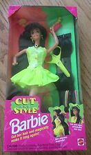 1994 Cut and Style Barbie-Brunette by Barbie #12643