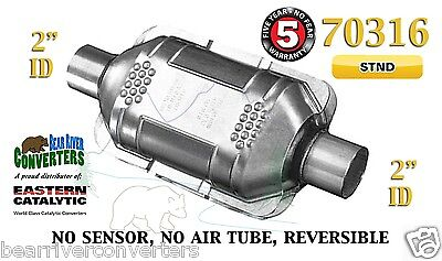Catalytic Converter-Universal Eastern Mfg 92464