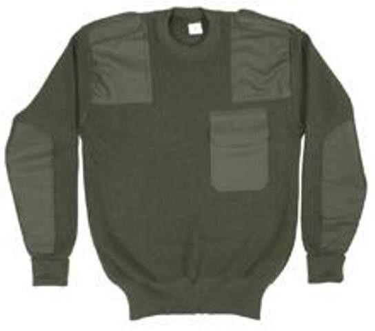 Original Bundeswehr Pullover Oliv Warmer Pullover in bewährter Qualität