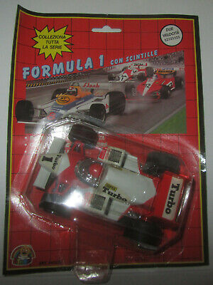Appena Macchina Modellino Formula 1 Con Scintille Sparkling Litardi Super Turbo 1 Con Le Attrezzature E Le Tecniche Più Aggiornate