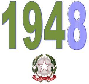 ITALIA-Repubblica-1948-Singolo-Annata-Completa-integri-MNH-Tutte-le-emissioni