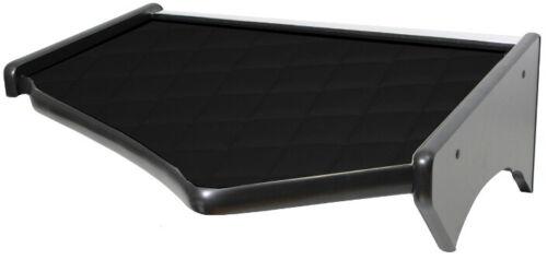 Scania R//G à partir de 2009 coupe-papiers table robinetterie armoire table Cuir Synthétique Noir