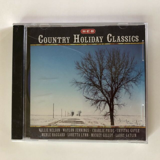 Unknown Artist Country Holiday Classics CD