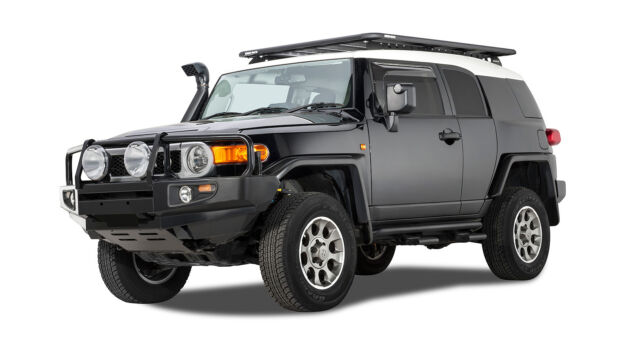 Toyota FJ Cruiser Rhino Rack BackBone Pioneer Platform JA6278 2128X1426X39 mm