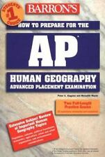 How to Prepare for the AP Human Geography Exam (Barron's How to Prepare for the
