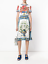 NWT-2275-DOLCE-amp-GABBANA-Majolica-Vase-Floral-print-silk-dress-38-40-IT thumbnail 1