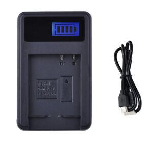 Micro USB Cargador para Olympus-SLR E-450//E-600 D//E-620