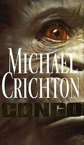 Congo-by-Michael-Crichton-Paperback-NEW-Book