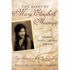 Diary of Mary Elizabeth Auman Seagrove North Carolina 1928-1930 9781440199431