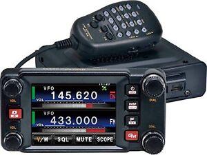 YAESU-FTM-400XDH-50W-144-430MHz-Dual-Band-Digital-Analog-Transceiver-NEW-Japan