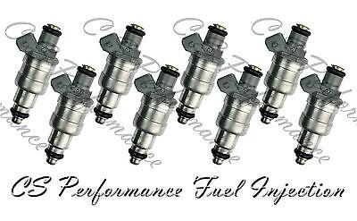 OEM Siemens Fuel Injectors Set (8) 53030778 Rebuilt & Flow Matched in the USA!