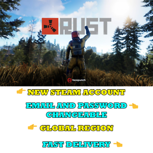 RUST-HOUSE-FLIPPER-Steam-Account-Global-Fast-Delivery-FULL-ACCES
