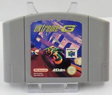 Nintendo 64 - N64 Spiel Modul - Extreme-G + Etreme-G XG2