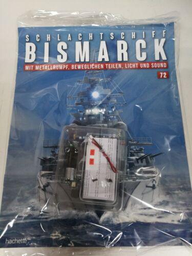 Hachette Bismarck Die Legende ist zurück Ausgabe 72 Motor und Kabel