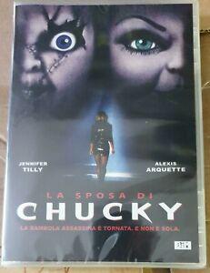 La Sposa di Chucky - DVD Video horror nuovo sigillato