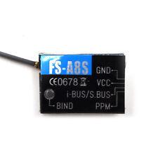 Flysky FS-A8S 2.4G 8Ch PPM i-BUS S.BUS Output Receiver for AFHDS 2 FS-i4 i6 i6X